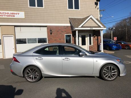 2015 Lexus IS 250  East Windsor CT