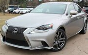 2015 Lexus IS 250 ** F SPORT ** - w/ BACK UP CAMERA & RED LEATHER SEATS