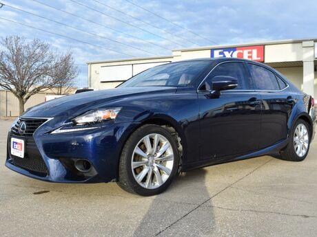 2015 Lexus IS 250  Longview TX