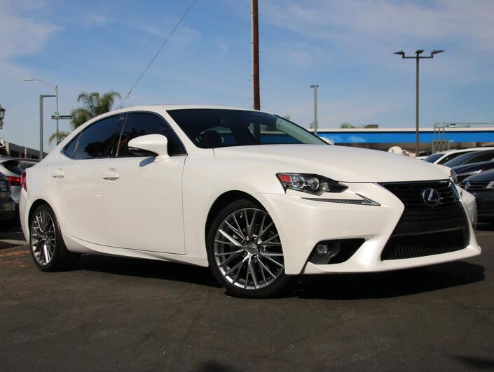 2015 Lexus IS 250  Los Angeles CA