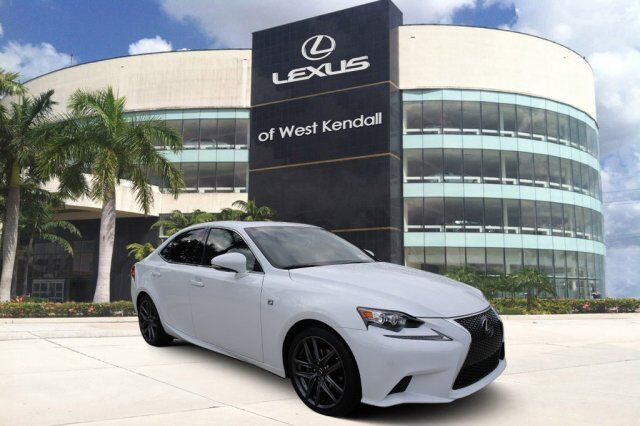 2015_Lexus_IS 250__ Miami FL
