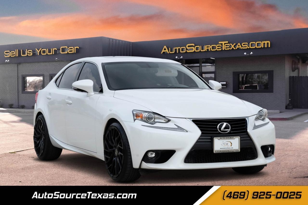 2015 Lexus IS 250 Richardson TX