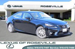 2015_Lexus_IS 250__ Roseville CA