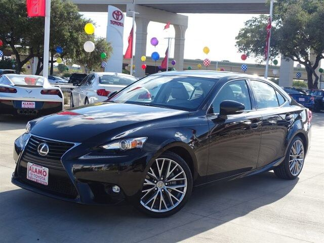 2015 Lexus IS 250 San Antonio TX ...