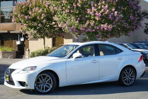 2015_Lexus_IS 250__ San Rafael CA