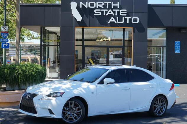 2015_Lexus_IS 250__ Walnut Creek CA