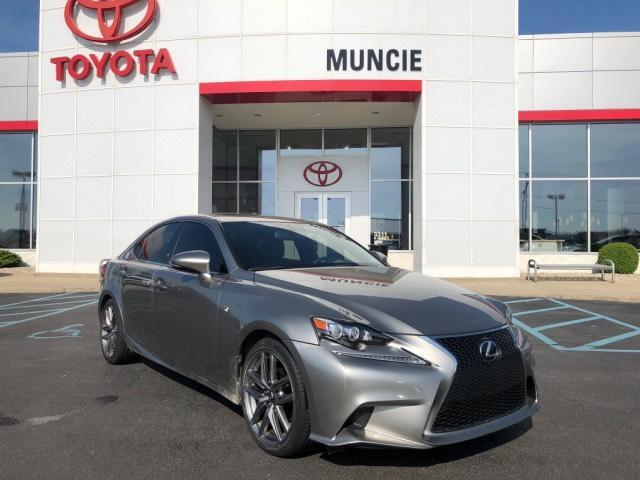 2015 Lexus IS 250 4dr Sport Sdn AWD Muncie IN