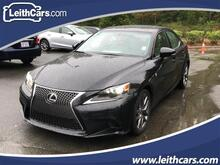 2015_Lexus_IS 250_4dr Sport Sdn RWD_ Cary NC