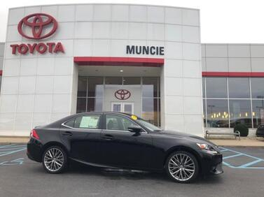 2015_Lexus_IS 250_4dr Sport Sdn RWD_ Muncie IN