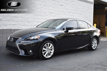 2015_Lexus_IS 250 AWD__ Willow Grove PA