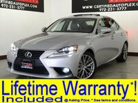 Lexus IS 250 AWD BLIND SPOT ASSIST NAVIGATION SUNROOF LEATHER HEATED/COOLED SEATS 2015