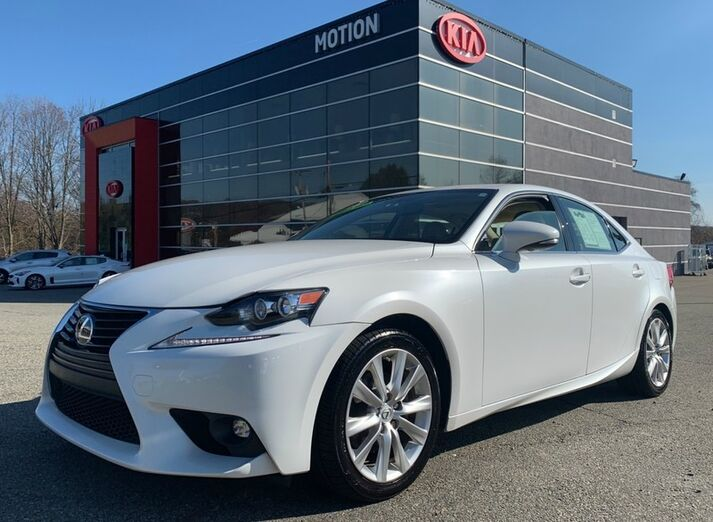 2015 Lexus IS 250 AWD Hackettstown NJ