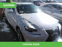 2015_Lexus_IS 250_AWD Nav Blind Spot Asst Back-Up Cam Vented Seats_ Portland OR