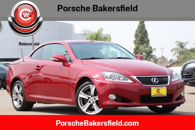 2015 Lexus IS 250 C Bakersfield CA