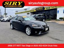 2015_Lexus_IS 250_Crafted Line_ San Diego CA
