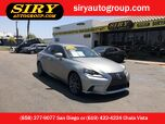 2015 Lexus IS 250 F- Sport
