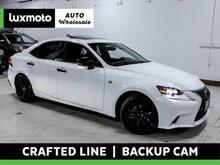 2015_Lexus_IS 250 F SPORT_Crafted Line AWD Nav Back-Up Cam Blind Spot Assist_ Portland OR