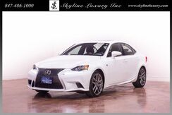 2015_Lexus_IS 250_F SPORT_ Northbrook IL