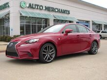 2015_Lexus_IS_250 F Sport NAV, BLIND SPOT, SUNROOF, HTD/COOLED STS, BLUETOOTH, BACKUP CAM, PUSH BUTTON START_ Plano TX