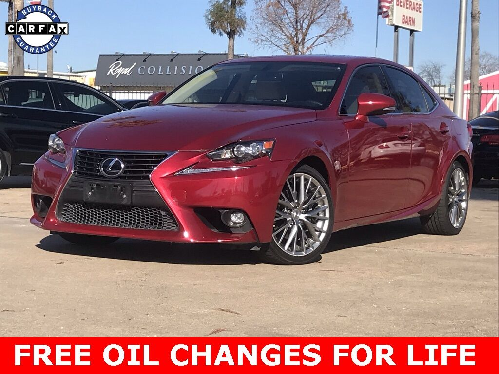 2015_Lexus_IS_250_ Houston TX