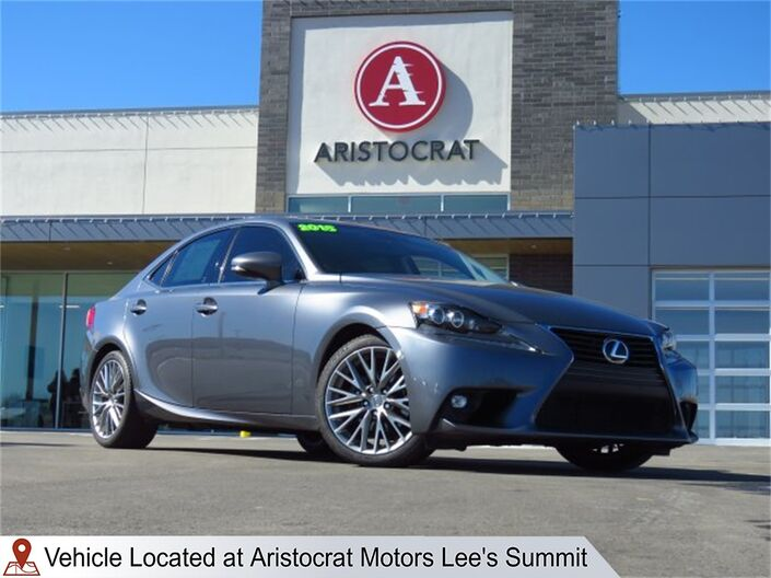 2015 Lexus IS 250 Merriam KS