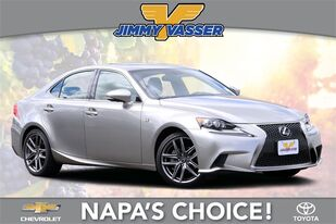 2015_Lexus_IS_250_ Napa CA