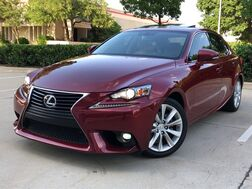 2015_Lexus_IS 250_PREFERRED ACCESSORY PACKAGE BLIND SPOT MONITORING SUNROOF LEATHER SEATS_ Addison TX
