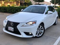 2015_Lexus_IS 250_PREFERRED ACCESSORY PACKAGE SUNROOF LEATHER SEATS REAR CAMERA KEYLESS START BLUETOOTH SHIFTER PADDLES DUAL CLIMATE CONTROL DUAL POWER SEATS_ Addison TX