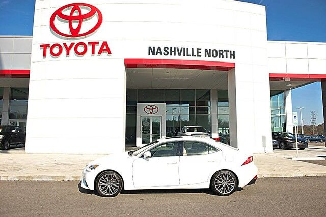 2015 Lexus IS 250 SPORT Nashville TN