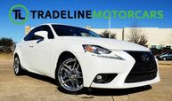 2015 Lexus IS 250 SUNROOF, NAVIGATION, LEATHER, AND MUCH MORE!!!