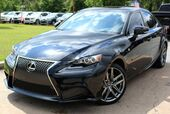 2015 Lexus IS 250 w/ BACK UP CAMERA & RED LEATHER SEATS