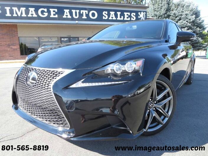 2015 Lexus IS 350  West Jordan UT