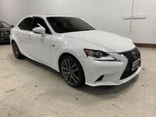 2015_Lexus_IS 350_AWD F Sport Nav Vented Seats Blind Spot Assist_ Portland OR
