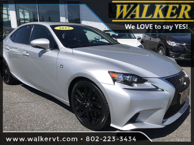 2015 Lexus IS 350 Barre VT