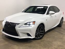 2015_Lexus_IS 350_F-SPORT PACKAGE PREFERRED ACCESSORY PACKAGE BLIND SPOT MONITORING NAVIGATION_ Addison TX
