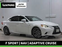 2015_Lexus_IS 350_F Sport 29k Miles Adaptive Cruise Nav Vented Seats_ Portland OR