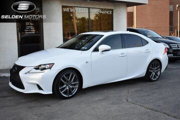 2015_Lexus_IS 350_F Sport AWD_ Conshohocken PA