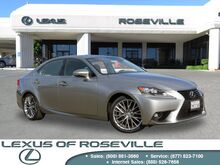 2015_Lexus_IS_Sedan_ Roseville CA