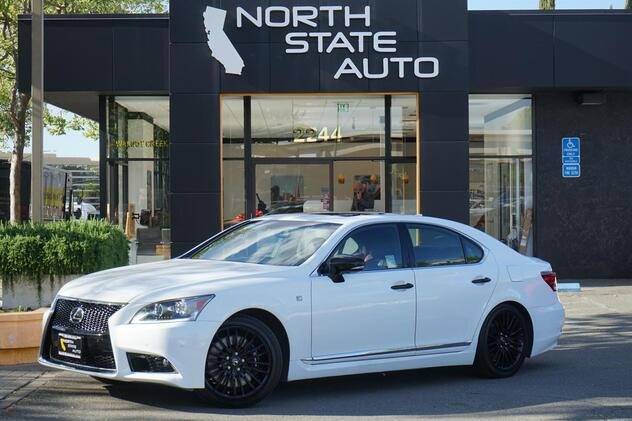 2015_Lexus_LS 460_Crafted Line_ Walnut Creek CA