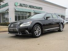 2015_Lexus_LS 460_Luxury Sedan AWD  LEATHER SEATS, NAVIGATION SYSTEM, SATELLITE RADIO, REAR PARKING AID_ Plano TX
