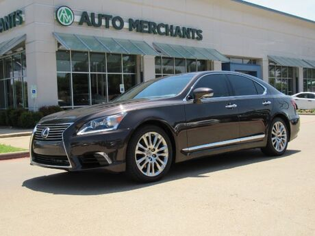 2015 Lexus LS 460 Luxury Sedan NAV, BLIND SPOT, HTD/COOLED STS, BACKUP CAM, HTD STEERING, PWR SUNSHADE, SUNROOF Plano TX