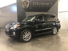 2015_Lexus_LX 570__ Salt Lake City UT