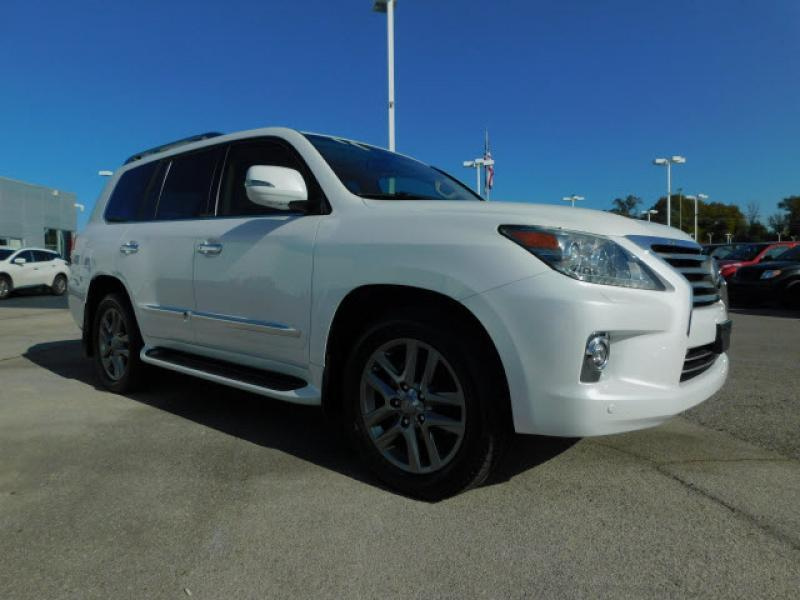 2015 Lexus LX 570 Base Knoxville TN