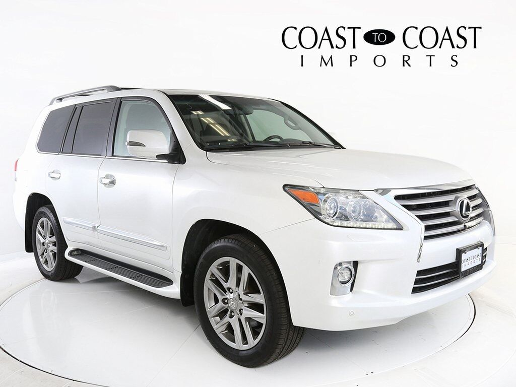 2015 Lexus LX 570 Indianapolis IN