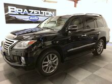 2015_Lexus_LX 570_Lux Pkg w/ Pre-Collision, Rear Entertainment, Park Assist_ Houston TX