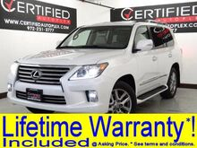 2015_Lexus_LX 570_V8 4WD NAVIGATION SUNROOF LEATHER HEATED/COOLED SEATS REAR CAMERA_ Carrollton TX
