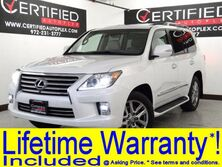 Lexus LX 570 V8 4WD NAVIGATION SUNROOF LEATHER HEATED/COOLED SEATS REAR CAMERA 2015