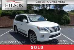2015_Lexus_LX570 w/Luxury Package__ Marietta GA
