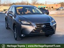 2015 Lexus NX 200t  South Burlington VT