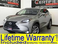 Lexus NX 200t AWD BLIND SPOT MONITOR NAVIGATION SUNROOF LEATHER HEATED/COOLED SEATS 2015